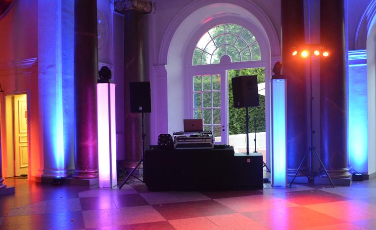 Bilder DJ Sash Brandenburg Schloss Charlottenburg