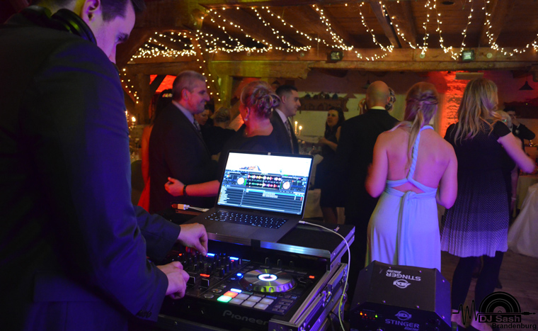 Hochzeits DJ Blankenfelde Mahlow Hochzeit