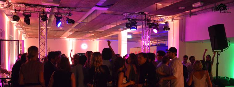 Event DJ buchen Firmenfeier