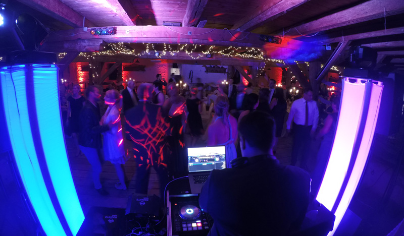 DJ Wiesengrund für Firmenfeier