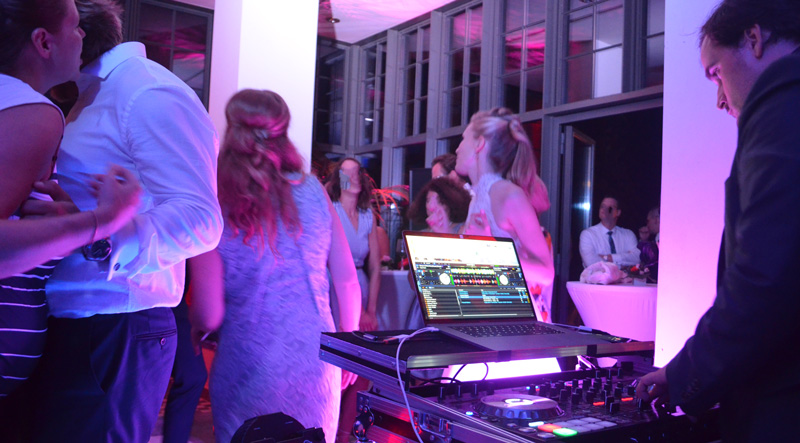 DJ Rosenau für Geburtstag und Familienfeier