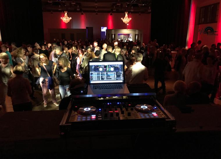 Event DJ Firmenfeier Brandenburg