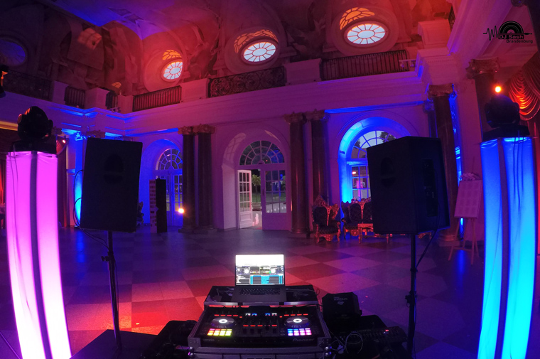 Geburtstags DJ Veranstaltungstechnik
