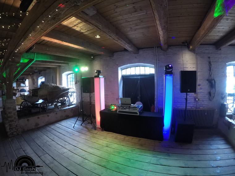 Hochzeits DJ Brandenburg Veranstaltungstechnik