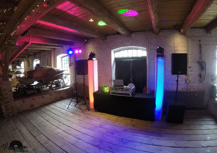 Mobiler DJ Blankenfelde-Mahlow Veranstaltungstechnik